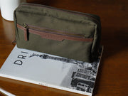 Liberty DOPP Kit - Forest Green