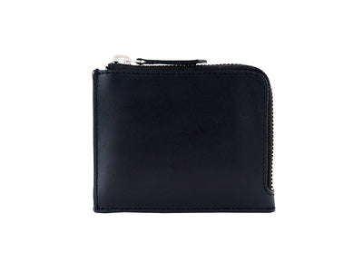 Brooklyn Zipper Wallet - Black
