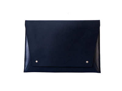 Laptop Sleeve / Deep Sea Blue
