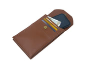 Rye Laptop Sleeve - Black Leather