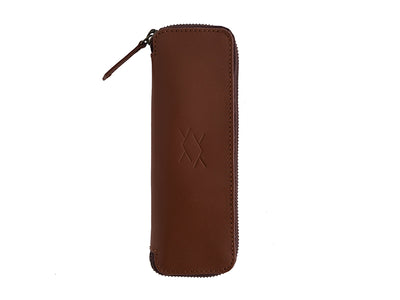 Spark - Stationary Zipper Case / Classic Tan