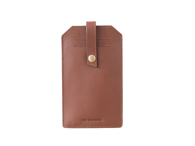 Ari Mobile Sleeve - Classic Tan