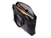 Cullen Laptop Bag - Classic Black (Custom)