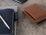 Manhattan Bifold Wallet - Tan - Samples
