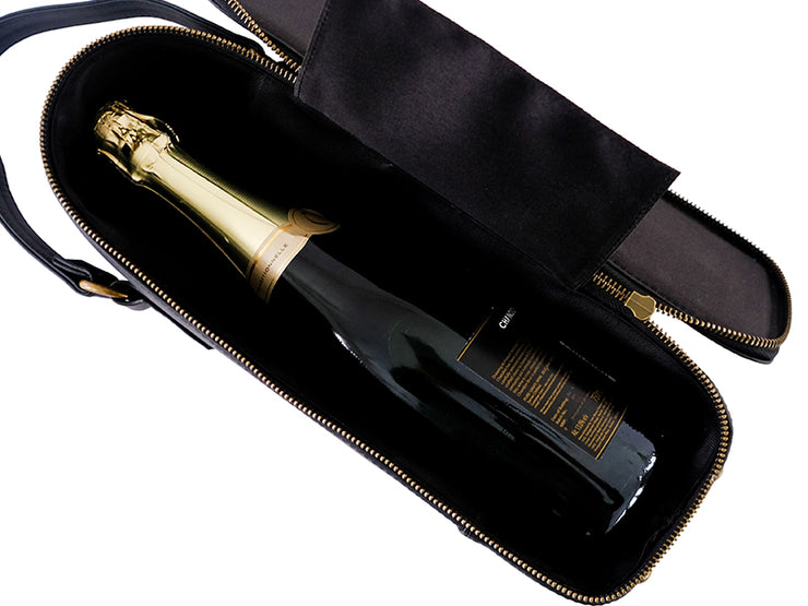 Wine Case - Black