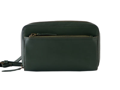 Stella Women's Sling Bag - Emerald Green