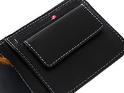 Manhattan Bifold Wallet - Black