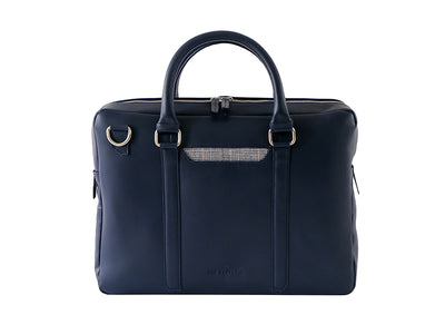 Cullen Laptop Bag - Deep Sea Blue