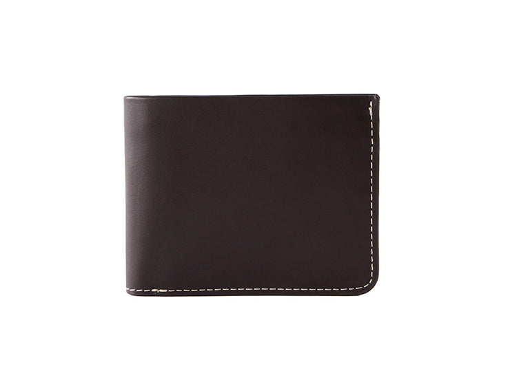 Manhattan Bifold Wallet - Dark Tan - Samples