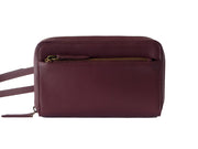 Stella Women's Sling Bag - Burgundy