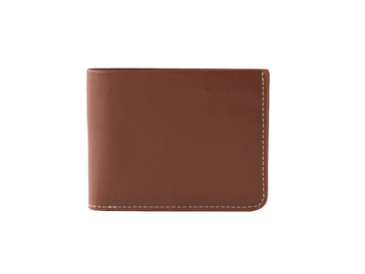 Manhattan Bifold Wallet - Tan