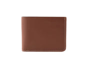 Manhattan Bifold Wallet - Tan (Custom)