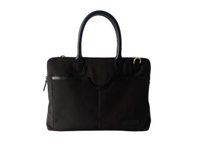 Louise Laptop Bag (Charcoal)
