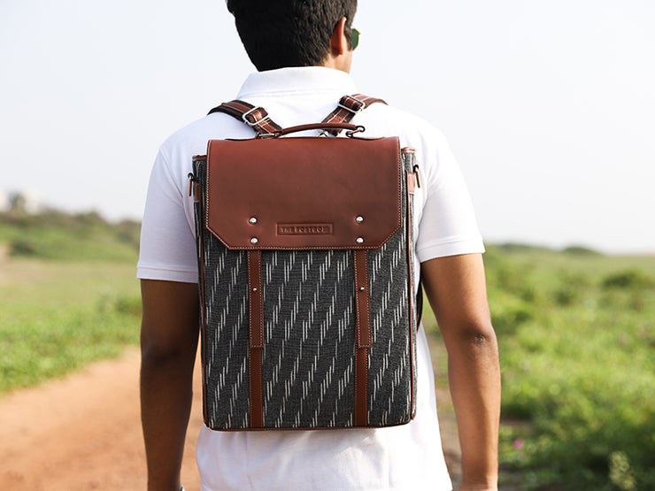 The Commuter - Laptop Bag (Sling/Backpack)