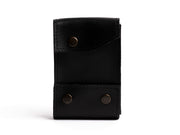 Business Card Holder - Black