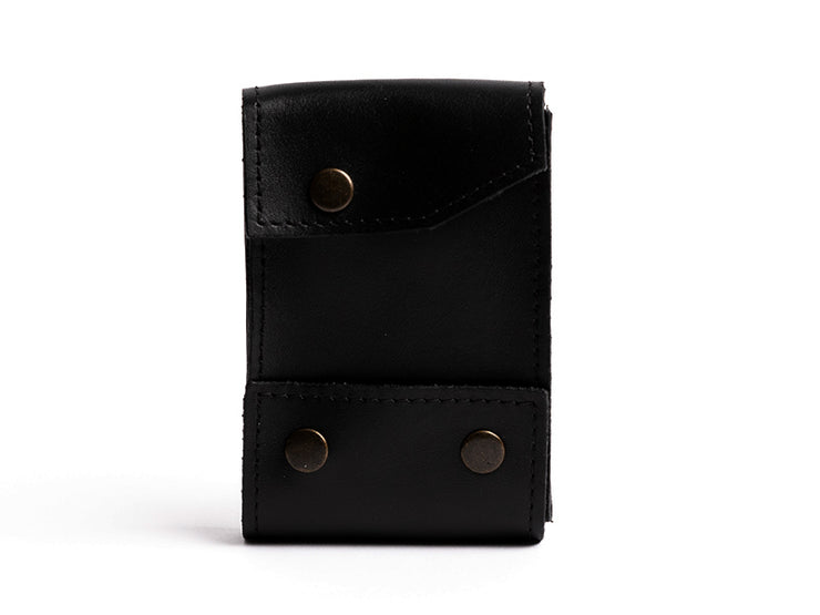 Business Card Holder - Black (Custom)