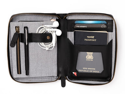 AIO Mobile & Passport Unit - Black