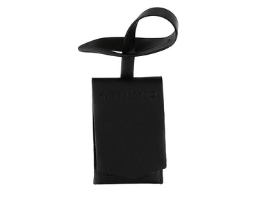 Luggage Tag - Black (Custom)