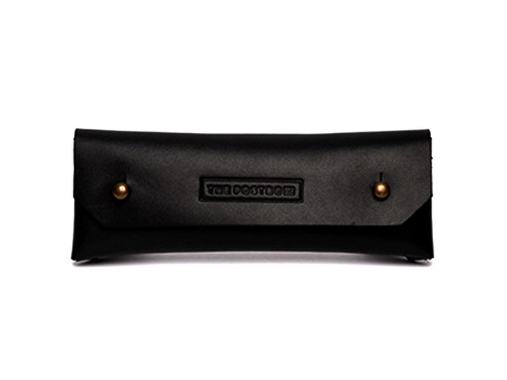 Pen + Pencil Trunk Case - Black