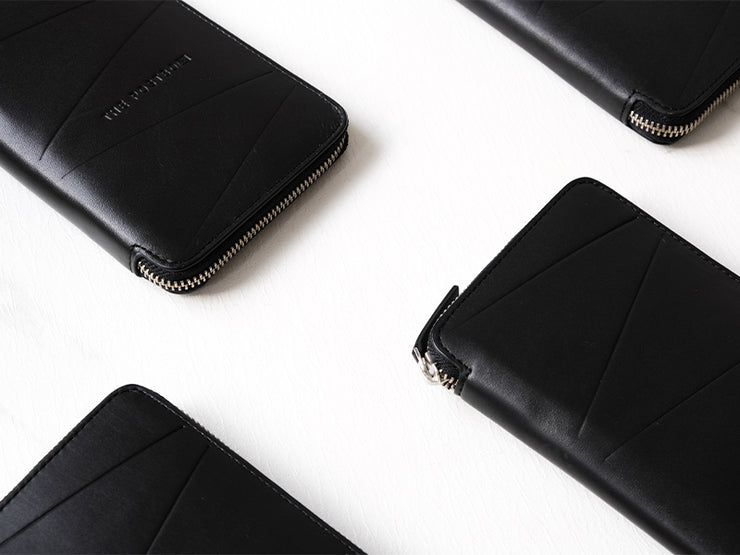 Drift Passport Wallet - Black (Custom)