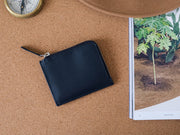 Brooklyn Zipper Wallet + Diary Organiser