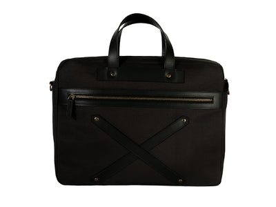 The Arrival - Laptop Workbag Charcoal (Custom)