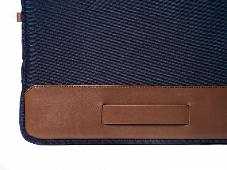 Rye Laptop Sleeve - Oxford Blue
