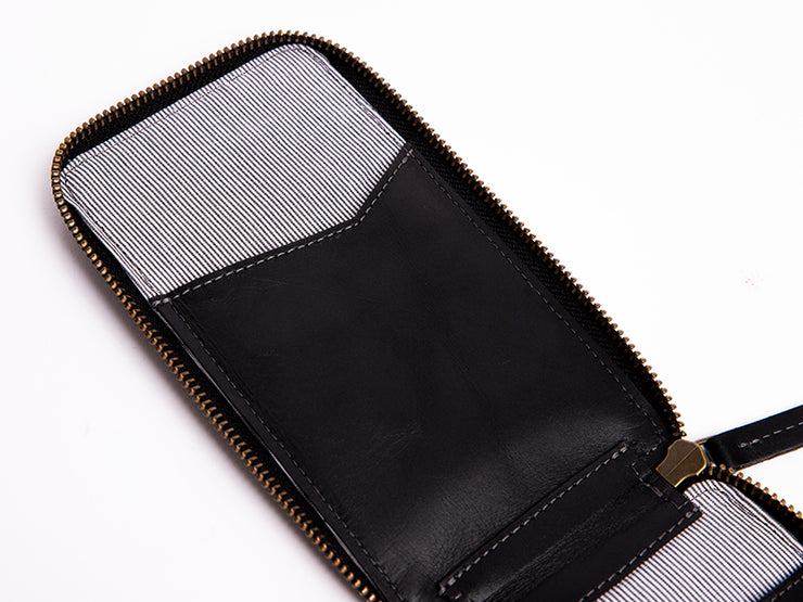 AIO Mobile wallet - Carbon Black (Custom)