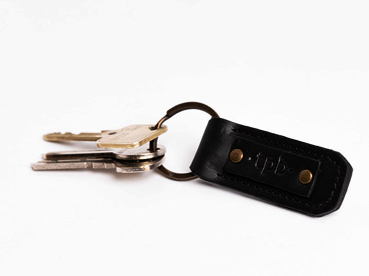 Key Ring Holder - Black