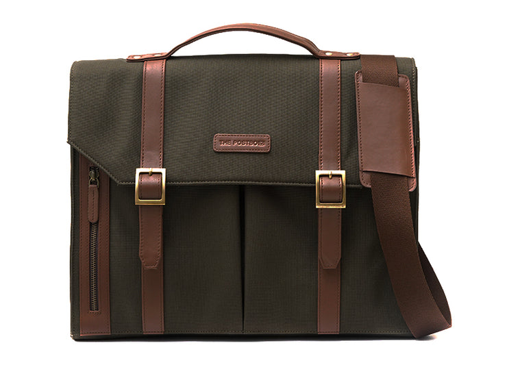The Metropolitan Messenger - (Forest Green)