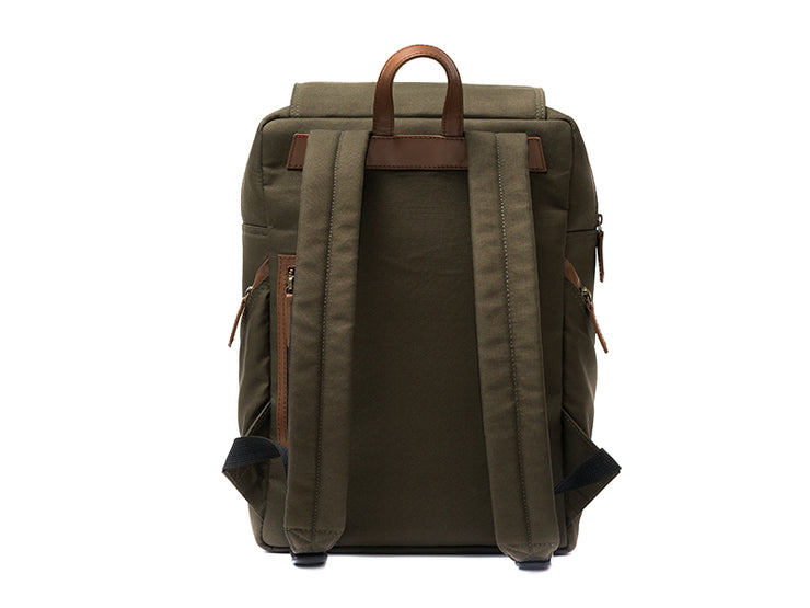 The Transit 2.0 Backpack - Forest Green