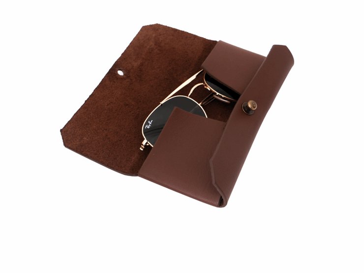 Spectacle Case - Tan