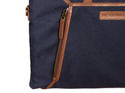 Bureau - Slim Laptop Bag (Oxford Blue)