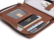 AIO Mobile & Passport Unit - Tan