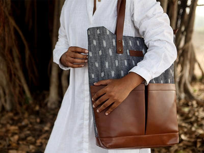 The Dusty Miller Tote