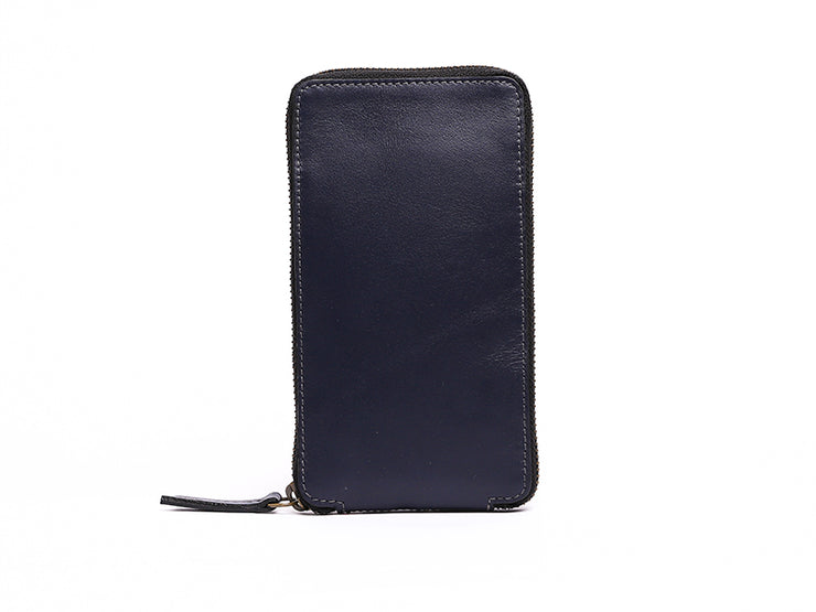 AIO Mobile wallet - Deep Sea Blue