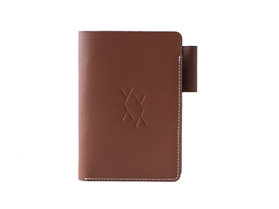 Preface - A6 Journal / Classic Tan (Custom)
