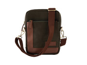 Caravan - Cross Body Sling / Forest Green