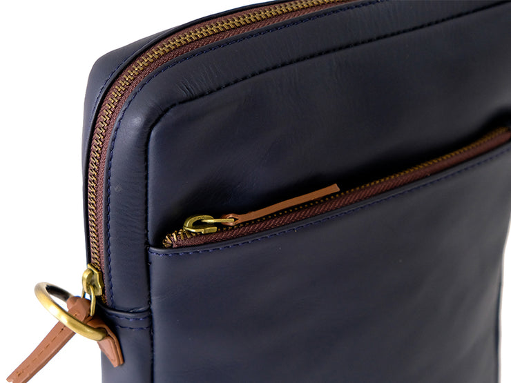 Caravan - Cross Body Sling / Blue