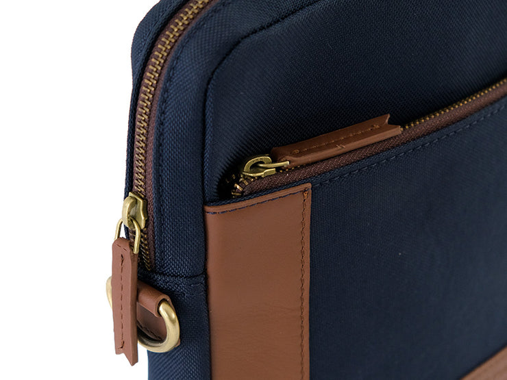 Caravan - Cross Body Sling / Oxford Blue