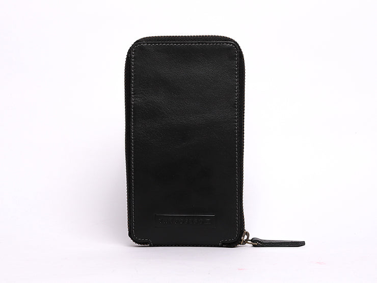 AIO Mobile wallet - Carbon Black