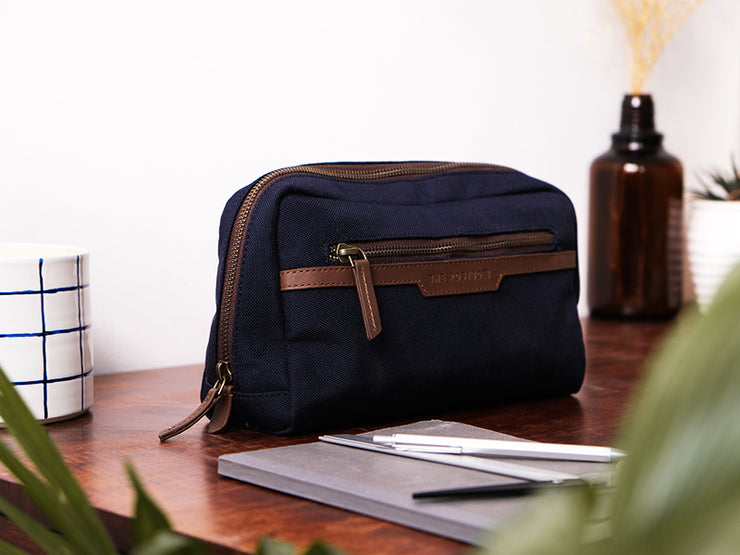 Liberty DOPP Kit - Oxford Blue