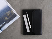 Diary Organiser - Black / Stripes (Custom)
