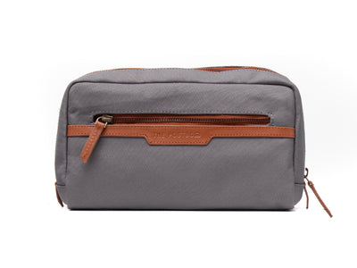 Liberty DOPP Kit - Pearl Grey