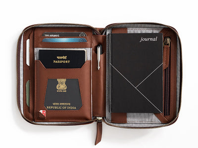 Voyager Passport Wallet (Custom)