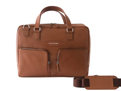 Lyon Messenger - British Tan