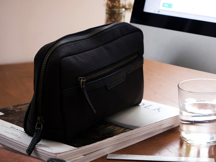Liberty DOPP Kit - Carbon Black