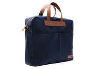 The Arrival - Laptop Workbag Oxford Blue (Custom)
