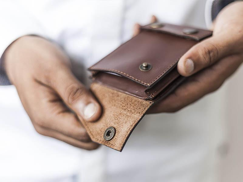 Small Leather Goods - The Postbox