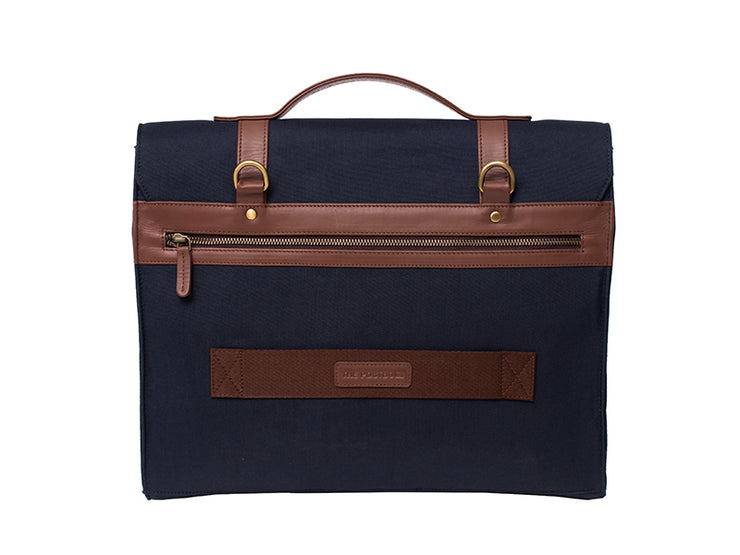 The Metropolitan Messenger - Oxford Blue (Custom)